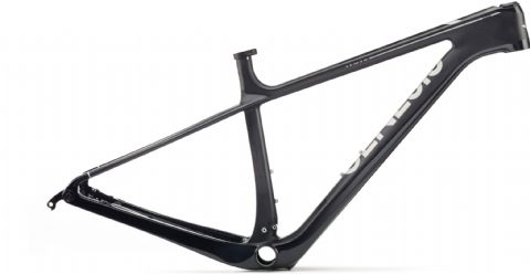 Genesis Mantle Frameset Black 2018